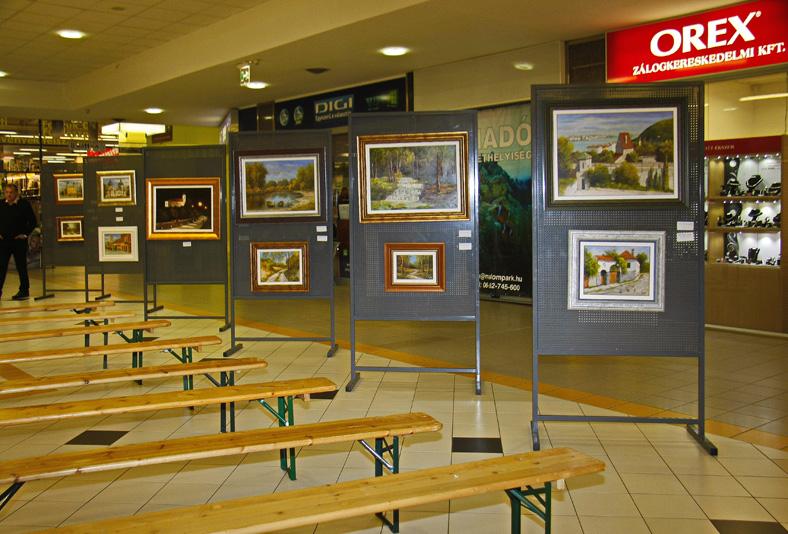 Malompark Bevásárlóközpont Debrecen – Havrics Galéria Őszi ... bbead7b16a