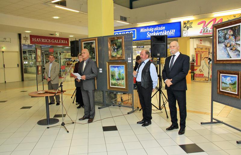 Malompark Bevásárlóközpont Debrecen – Havrics Galéria Almási László ... eea350c1f9