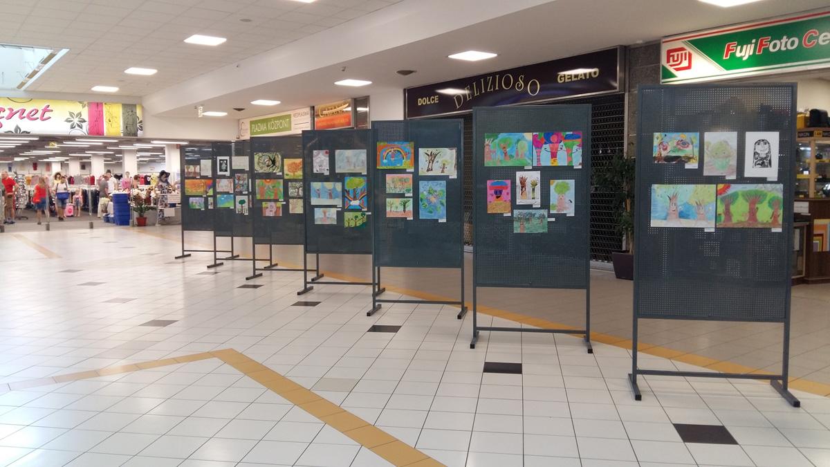 Malompark Bevásárlóközpont Debrecen – Beszélgető fák rajzpályázat ... 56c4e824bb