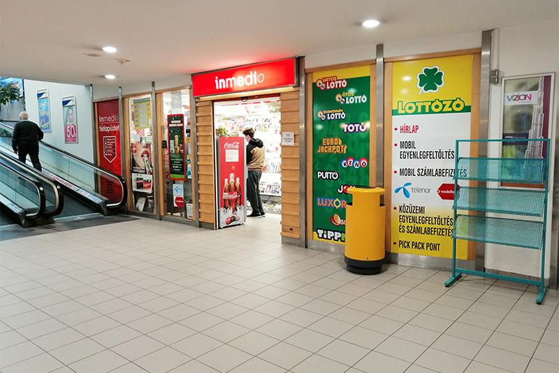 nemzeti dohánybolt térkép debrecen Malompark Bevásárlóközpont Debrecen – Inmedio Hírlap nemzeti dohánybolt térkép debrecen